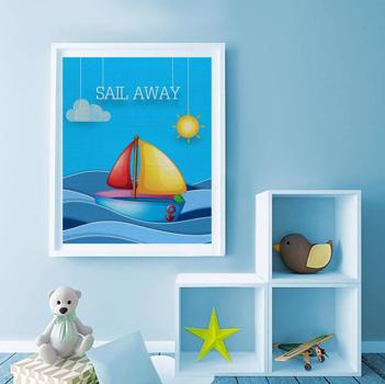 Sail Away Little Baby