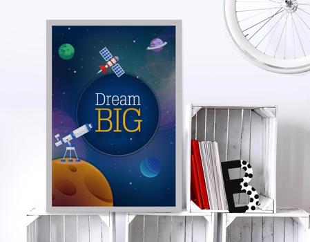 Rocket Dream Big