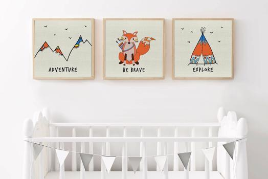 Mountain Adventure Set of 3