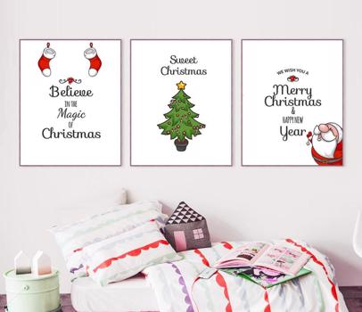 Christmas Set of 3